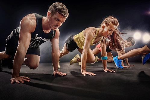 12 Week - Series 1 - Workout Program