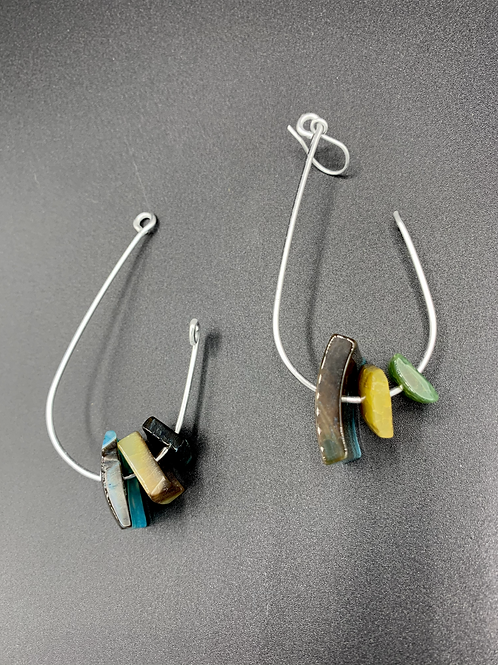 Hooked Silver (Moss)