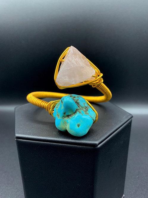 Kat Bracelet (Turquoise Love)