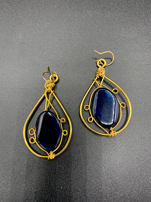 Be Bold Agate (Blue)