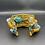 Thumbnail: Layered Turquoise Cuff