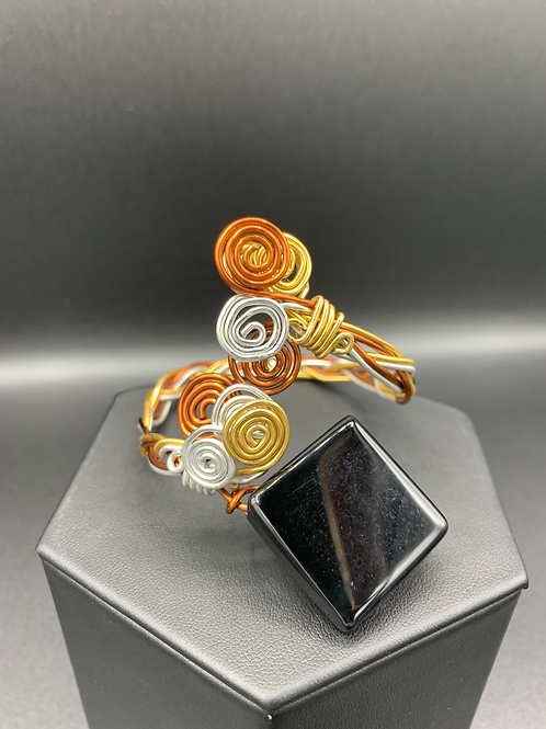 Copper Tones Wrap