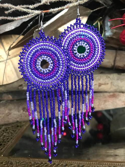 Dream Catchers (Purples)