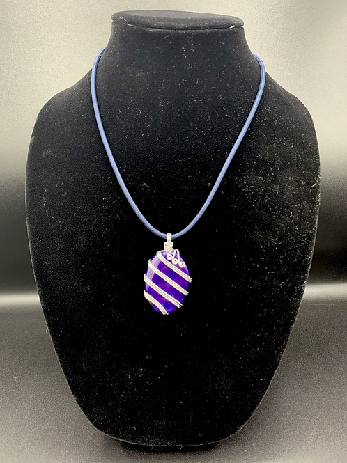 Amethyst Stripes
