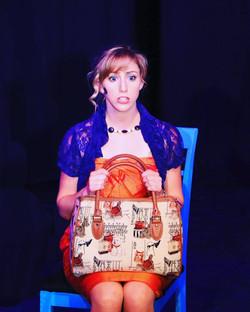 Annabel in 'Lucky Stiff'