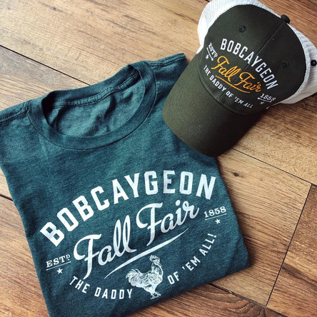 Bobcaygeon Fall Fair Apparel