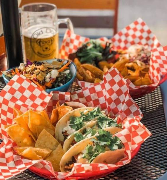 Beer + Tacos @ El Patio
