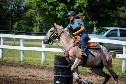 Western Horse Show at the Bobcaygeon Fall Fair