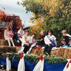 Bobcaygeon Fall Fair Queens in the Parade
