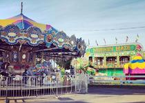 Bobcaygeon Fall Fair midway fun!