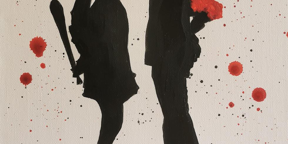 "ArtTime ""Banksy - Boy meets girl"""