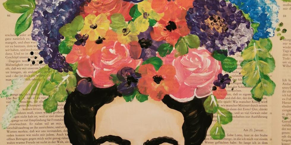 "ArtTime ""Frida Kahlo - Collage"" Eröffnungsabend"