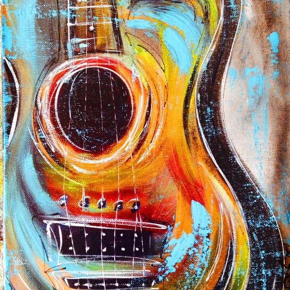 "ArtTime ""Gitarre"""