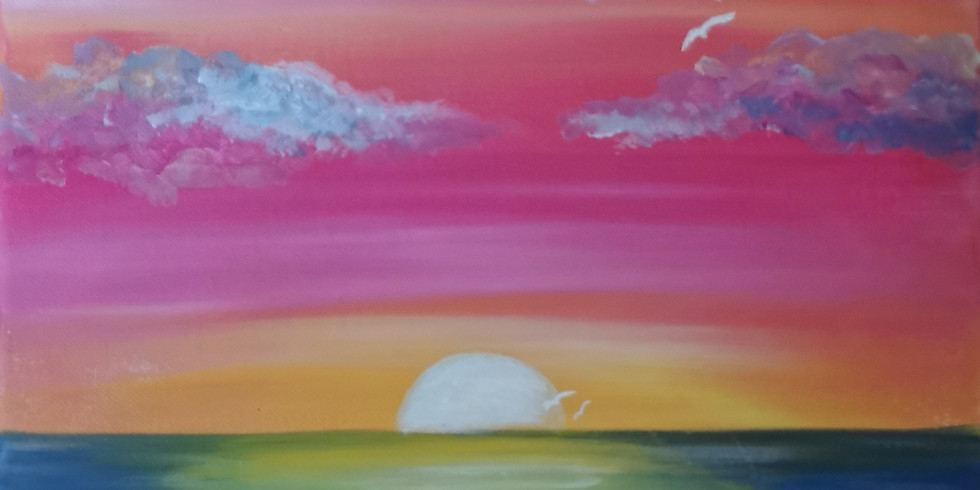"ArtTime ""Pink Sunset"""