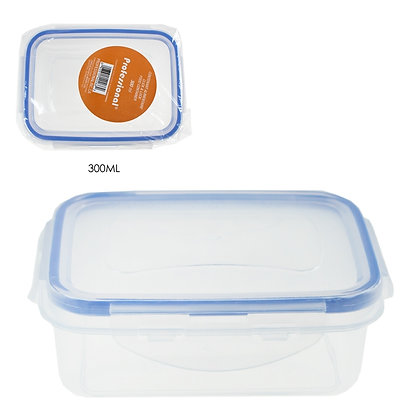 CLICK & LOCK FOOD CONTAINER