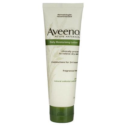 Aveeno Active Naturals Daily Moisturizing Lotion Fragrance Free 71mL