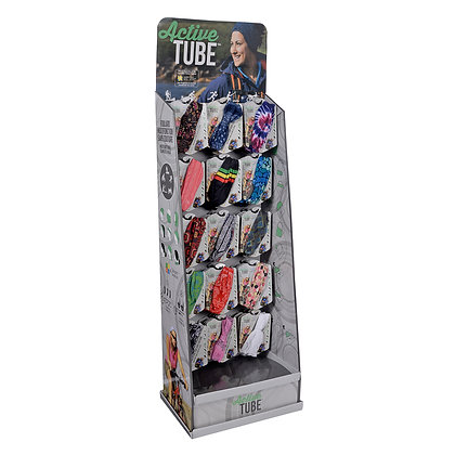 Active tube adult display - 90 pcs included