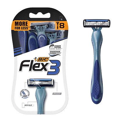 Bic Flex 3 Disposable Razor