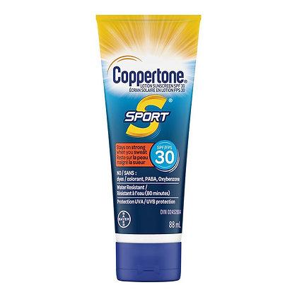 Coppertone Sport SPF 30 Sunscreen Lotion 88mL