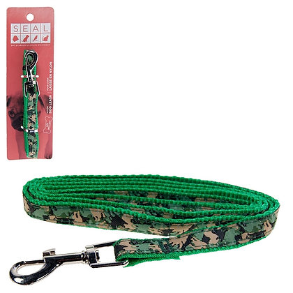 CAMOUFLAGE DOG LEASH , SMALL