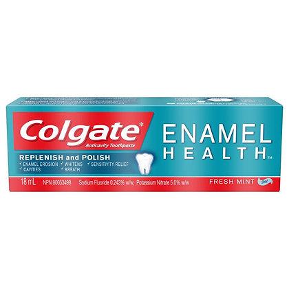 Colgate Enamel Health Fresh Mint Gel Anticavity Toothpaste 18mL