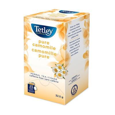 TETLEY TEA ENV CHAMOMILE 25 CT