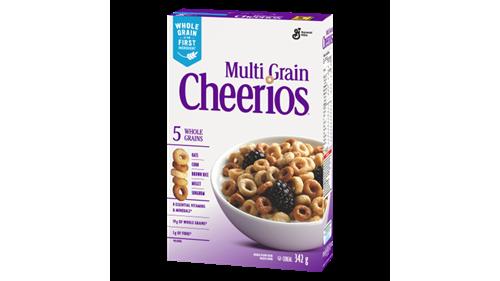 Multi Grain Cheerios Cereal 265g