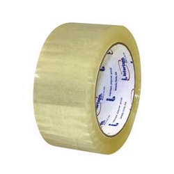 CLEAR TAPE 48MM X 132M RLX 6122 FZ003 1.5MIL. HOT MELT