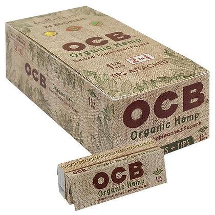 OCB ORGANICE HEMP 1 1/4 X 25