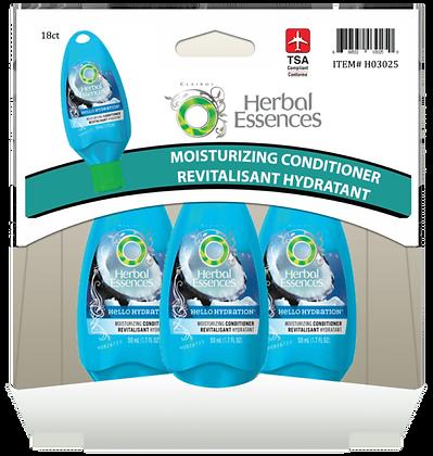 Herbal Essences Conditioner 50mL, 18ct Gravity Pack