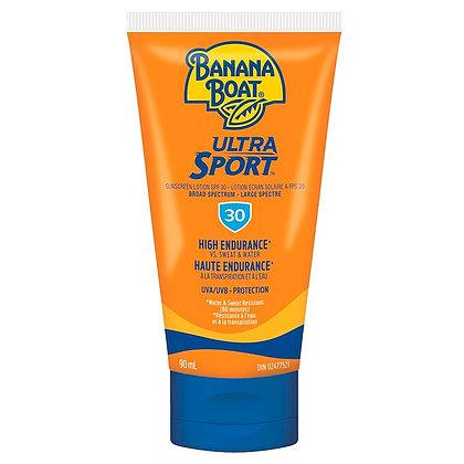 Banana Boat Ultra Sport Sunscreen Lotion SPF 30 90mL