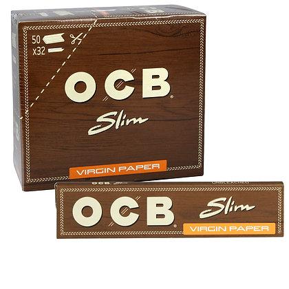 OCB VIRGIN SLIM X 50