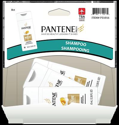 Pantene Pro-V Daily Moisture Renewal Shampoo 100mL, 8ct Gravity Pack