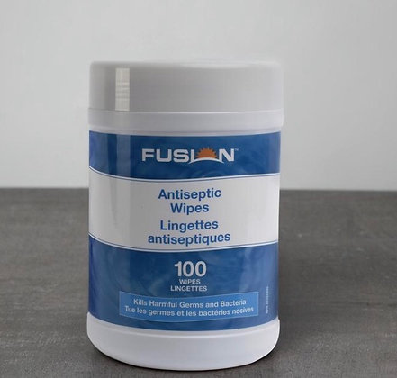 Fusion Hand Wipes 75% Ethyl Alcohol