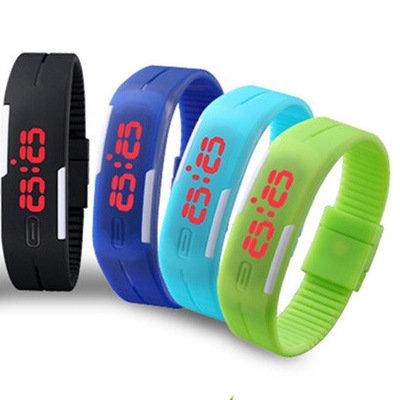 LED Watches / Montres LED