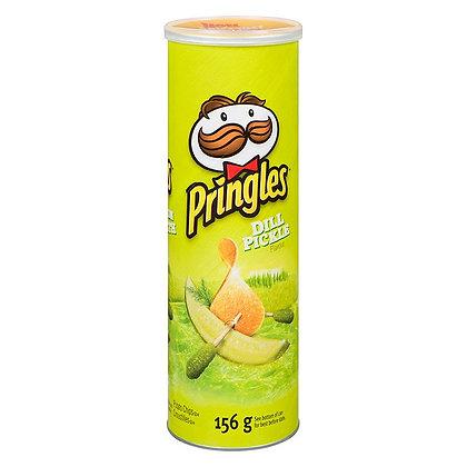PRINGLES DILL PICKE 156G