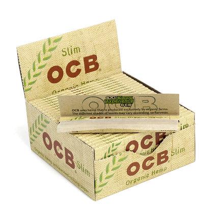 OCB ORGANIC SLIM FILTER TIPS 50 X 150