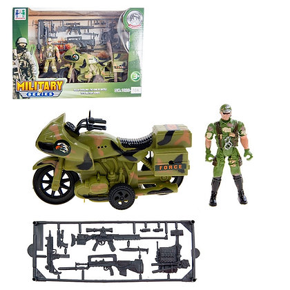 MILITARY TOY SET