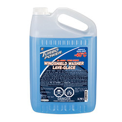 WINDSHIELD WASHER -40C 3.78L 3.78 LITRES TURBO POWER