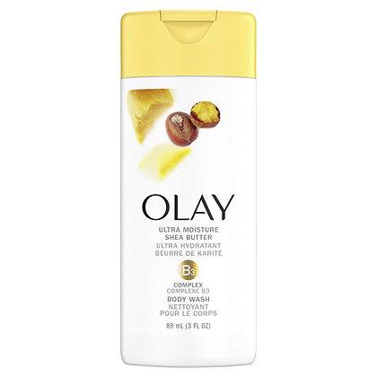 Olay Ultra Moisture Shea Butter Body Wash 89mL