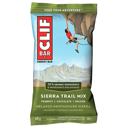 CLIF BAR SIERRA TRAIL MIX 12X68 GR