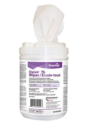 Oxivir TB Wipes 160ct