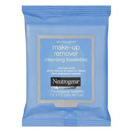 Neutrogena All-In-One Make-Up Removing Cleansing Wipes 7ct