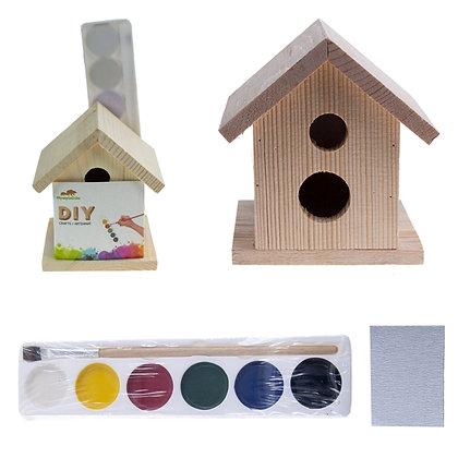 OLYMPIA CUBS - DIY BIRD HOUSE