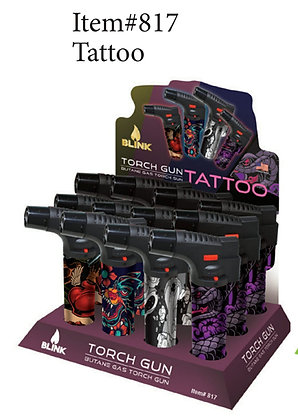 Torch Lighters w/Display