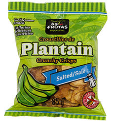 PLANTAIN CHIPYS SWEET 85G