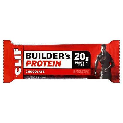 CLIF BUILDER CHOCOLATE 12X68 GR