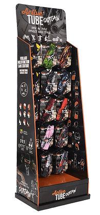 Active tube Outlaw display - 90 pcs display