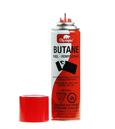 OLYMPIA LIGHTER FLUID IN METAL CAN, 133ML