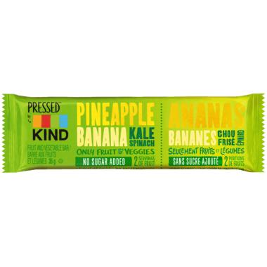 KIND PRESSED PINEAPPLE BAN KALE 12X35 GR